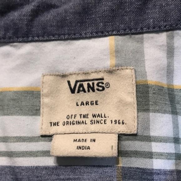 a55341e9e876dc vans off the wall 1966 Shirts